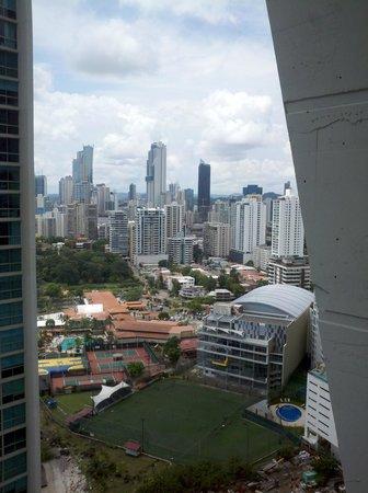 Trump International Hotel & Tower Panama: City view