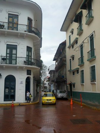 Trump International Hotel & Tower Panama: dont miss old town