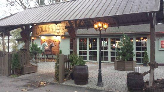 Hotel Focus Szczecin : Restaurant nearby