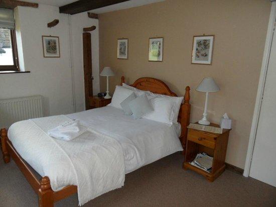 The White Horse Inn: the family room