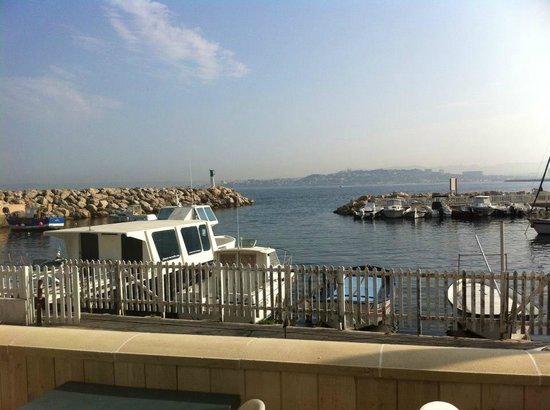 Face a la Mer by Archipel : Vue de la terrasse
