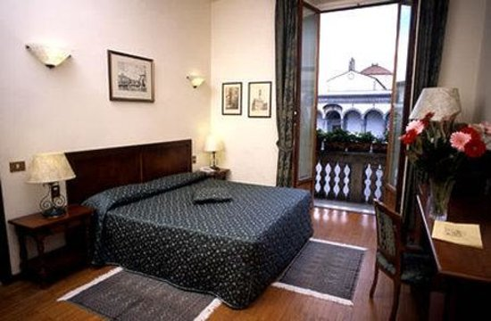 Hotel Le Due Fontane : GUEST ROOM