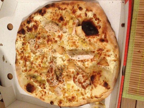 "Pizza Panda: Pizza ""la poussin deviendra..."""