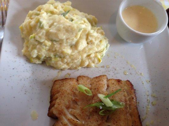 Den Bretel: Preipuree, vlaswijting en sausje van jenever