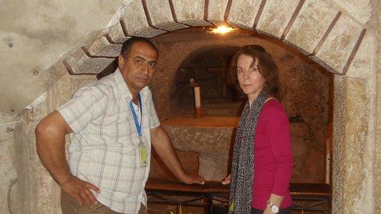 Bethlehem Travel: Beginning of the church tour