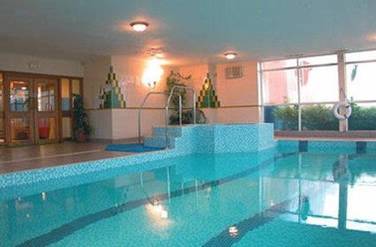 Britannia Wigan Hotel: Swimming Pool
