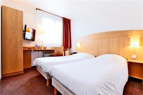 Kyriad Mulhouse Nord - Illzach: Twin Room