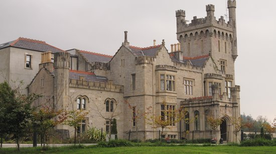 Lough Eske Castle, a Solis Hotel & Spa: Outside of Castle