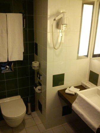 Park Inn by Radisson Sarvar Resort & Spa: bath