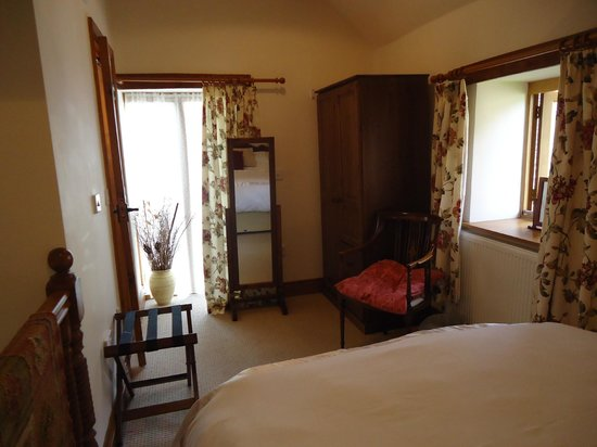 Hall Place Stables: Bedroom