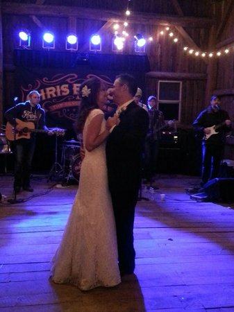 Willow Pond Bed, Breakfast and Events: First Dance
