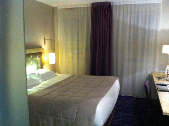 Hotel Anne de Bretagne : chambre 207