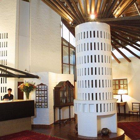 Protea Hotel by Marriott Oudtshoorn Riempie Estate : Hotel Reception