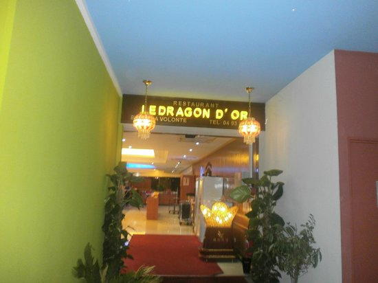 Restaurant Le Dragon D Or Nice Saint Isidore