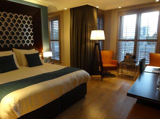 Hotel Dux: Room 306