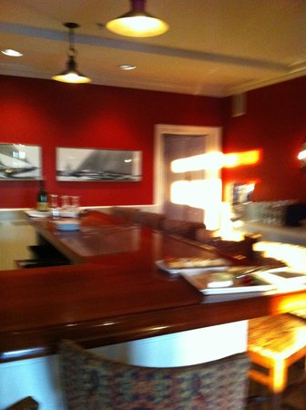 Inn at Stonington: aperitivo al atardecer