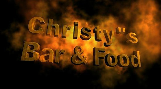 Christy's: for all homemade food or just a drink .......