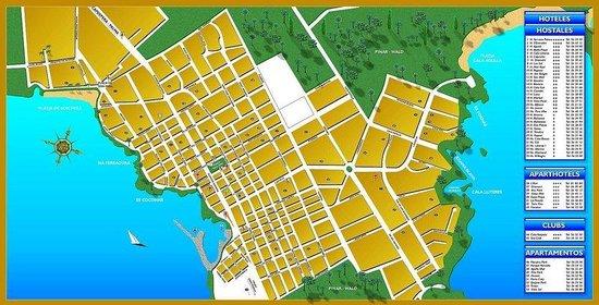 Son Moll Sentits Hotel & Spa: Cala Ratjada map