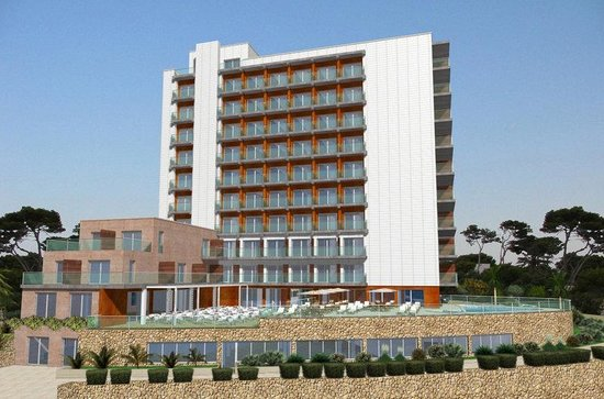 Son Moll Sentits Hotel & Spa: Hotel Son Moll exterior