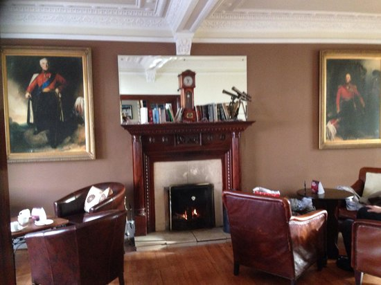 The Killearn Hotel: Residents lounge