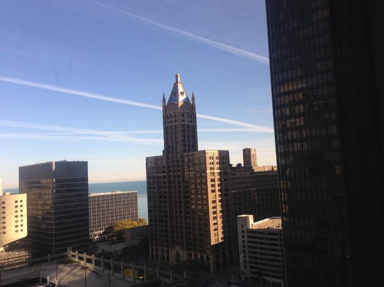 Doubletree by Hilton Chicago Magnificent Mile: View from 2218