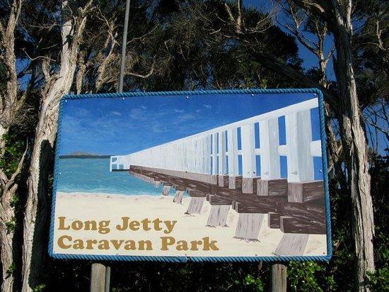 Long Jetty Australia  City new picture : Long Jetty Caravan Park Port Welshpool, Australia 2016 Campground ...