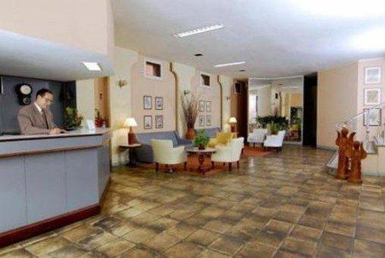 Rio's Nice Hotel: Reception