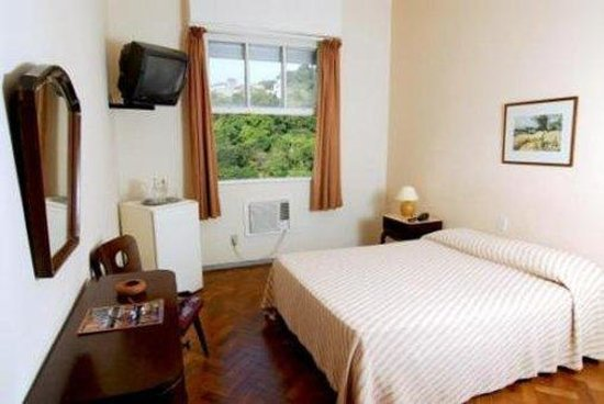 Rio's Nice Hotel: Guest Room