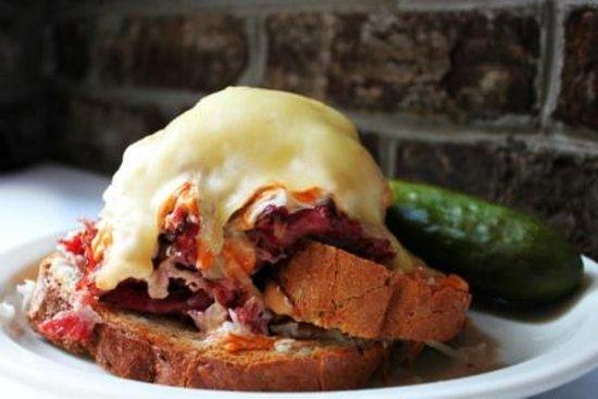 The Tavern at Phipps: Carnegie Deli Pastrami Reuben