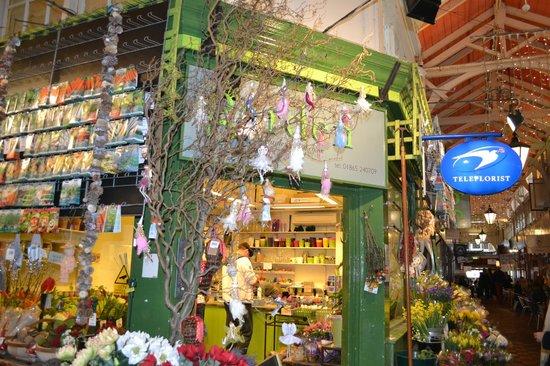 Oxford Covered Market : Florist