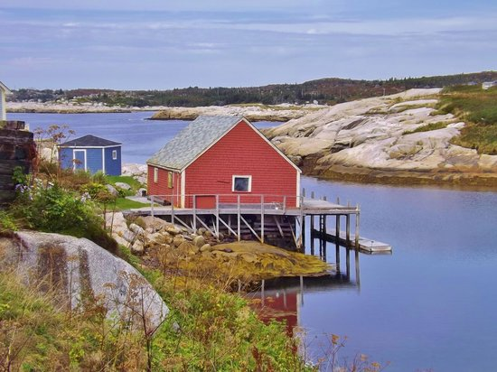 Great E.A.R.T.H Expeditions: peggy's cove