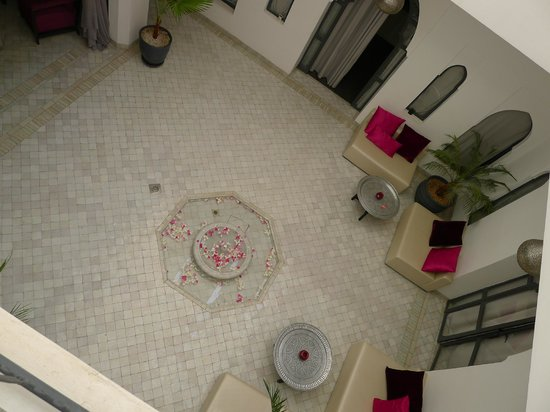 Riad D'ari: View from above