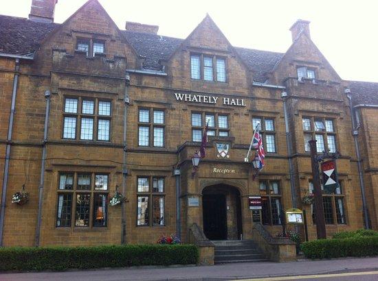 Mercure Banbury Whately Hall Hotel: el frente