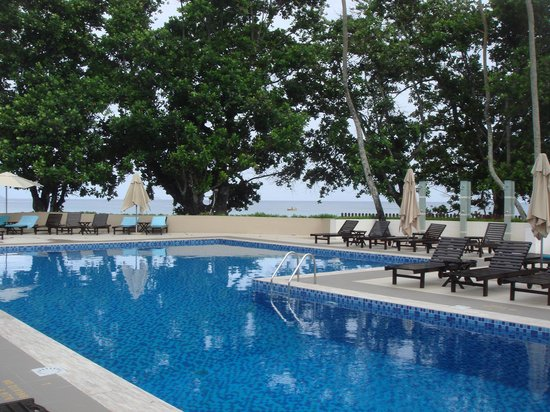 Berjaya Beau Vallon Bay Resort & Casino - Seychelles : la piscine