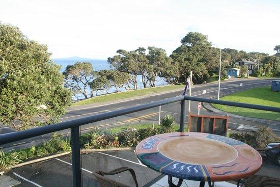 Whangaparaoa Lodge: Executive 1 bedroom balcony