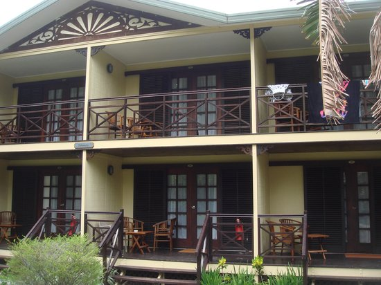 Berjaya Beau Vallon Bay Resort & Casino - Seychelles : les chalets
