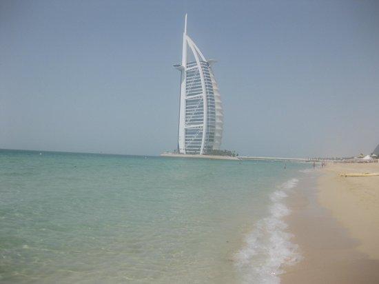Jumeirah Dar Al Masyaf at Madinat Jumeirah : playa