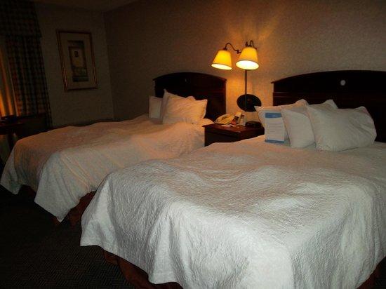 Baymont Inn & Suites Michigan City: hotel room