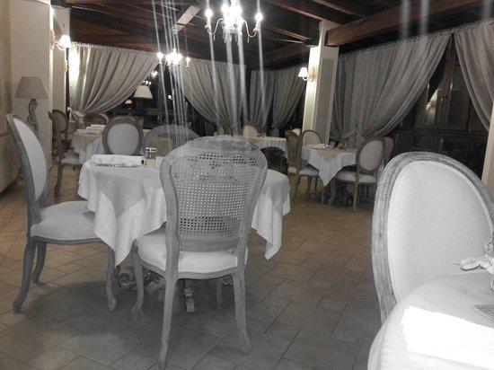 Hotel Villa Calandrino: Il ristorante