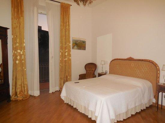Gourmet B&B Villa Landucci: The beautiful room