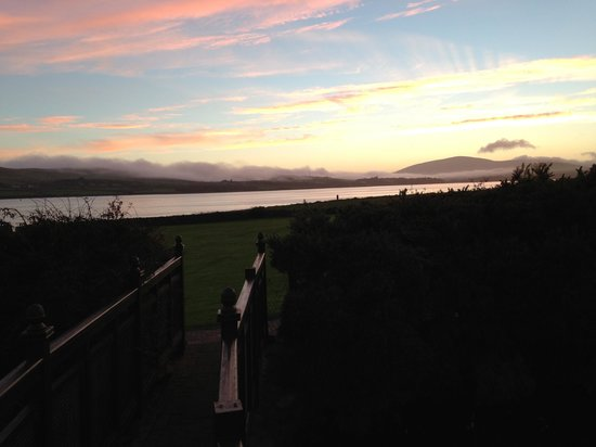Dingle Skellig Hotel : View from the dining room