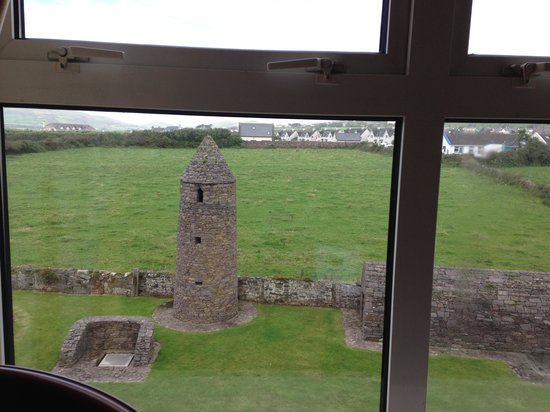Dingle Skellig Hotel : View from our room