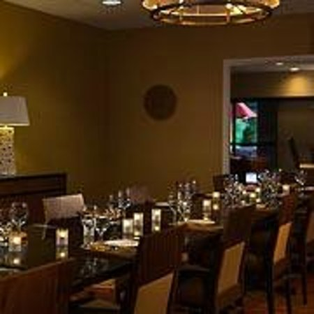 The University Club at Towson: University Club - Private Dining