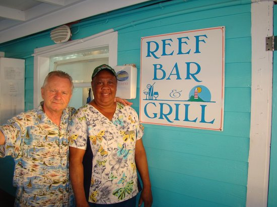 Hope Town Harbour Lodge: Reef Grill