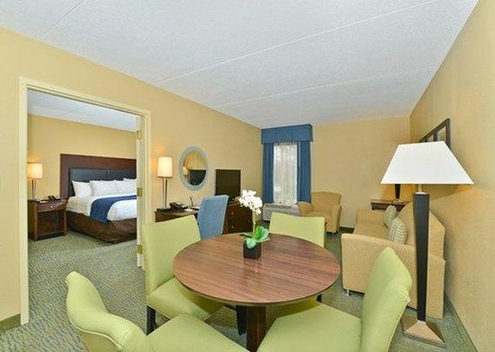 Comfort Inn and Suites: guest room