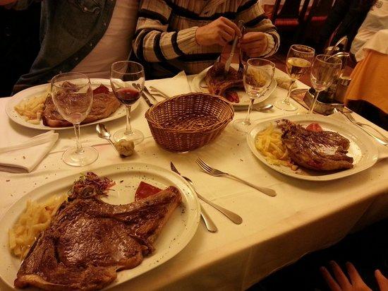 Tres Siglos: Chuletones de Ávila