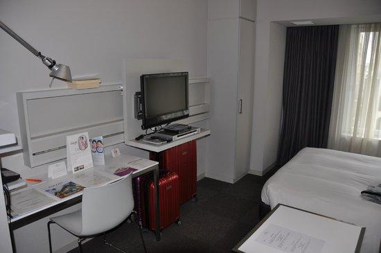Citadines Shinjuku Tokyo: habitación