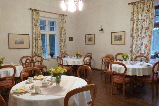 Sanitz, Alemania: Frühstückszimmer
