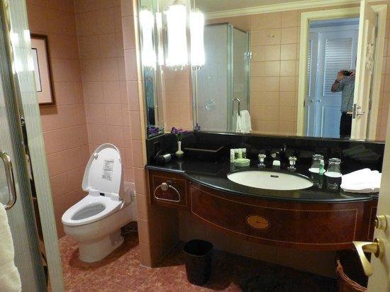 The Westin Tokyo : salle de bain