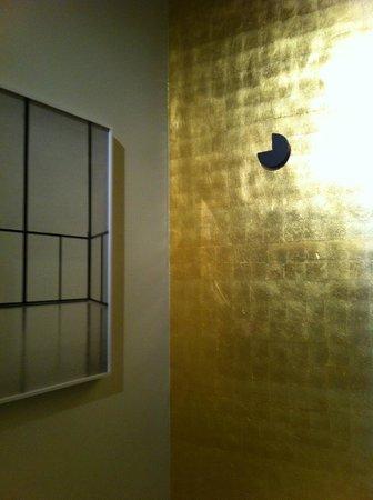 Hotel Julien: dorado a la hoja